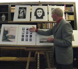 Lesung und Buchpräsentation am 17. Juni 2009 im Gerhart-Hauptmann-Haus Kloster/Hiddensee