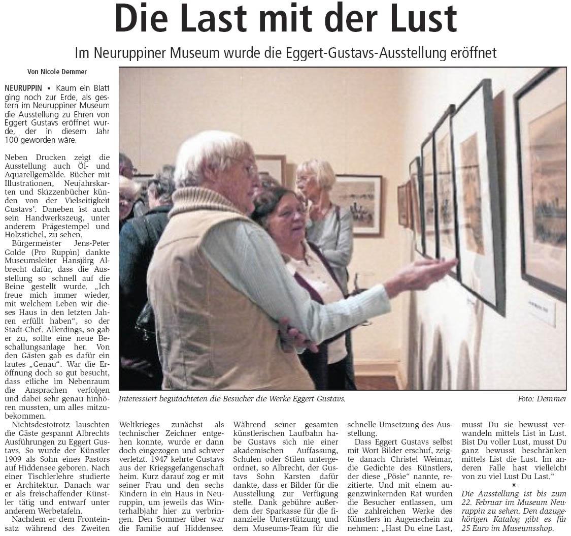 Ruppiner Anzeiger 16. Januar 2009