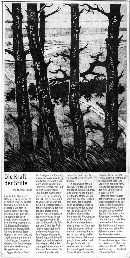 Neues Deutschland 5. März 2009