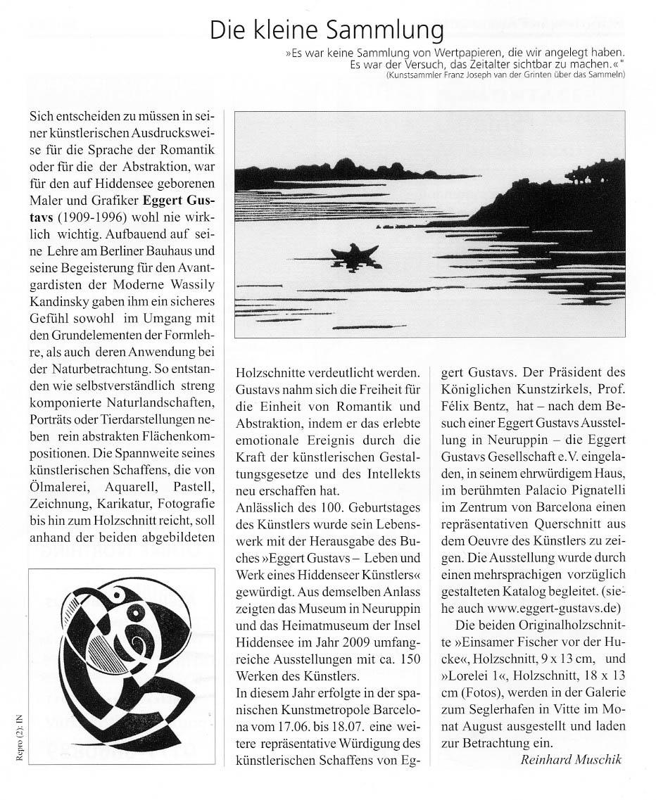 Inselnachrichten Oktober 2009