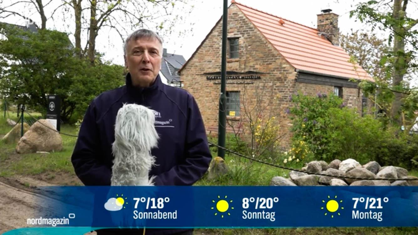 Nordmagazin - Wetterbericht 27.05.2021 NDR MV